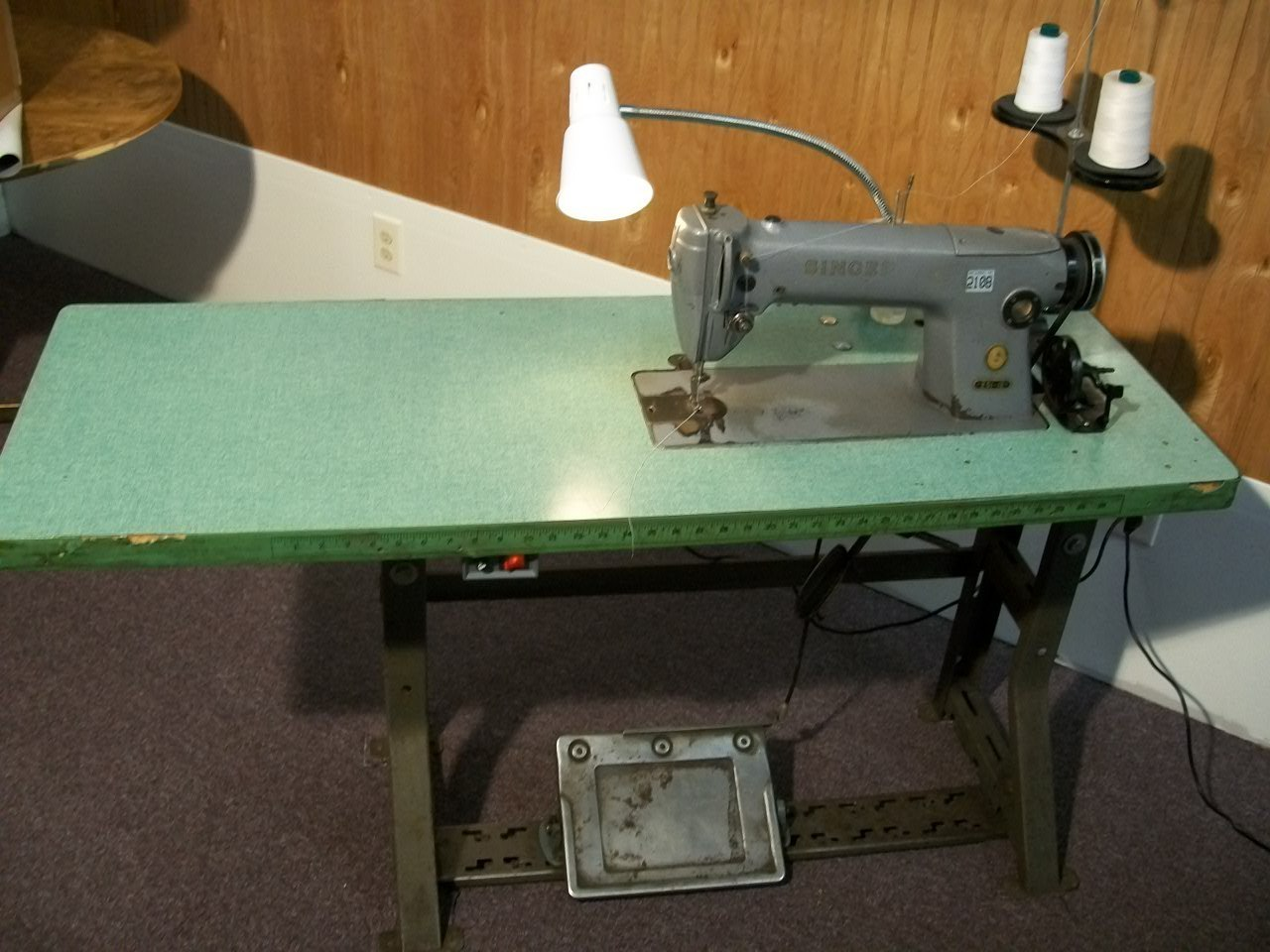 Singer 251 12 Industrial Sewing Machine With And 49 Similar Items