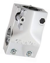 Gibraltar SC-GRSCTL Road Series T-Leg Clamp Chrome - $22.68