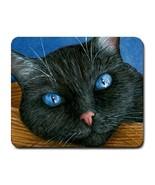 Mousepad Cat 414 from original Art Unique Design - $13.99