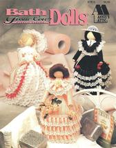 Annie's~Bath Dolls Tissue Covers Plastic Canvas Patterns - $9.99