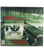 D-Day Experience The Invasion Richard Holmes HC w CD New WWII Omaha Beac... - $17.50