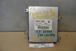 2007 Chevrolet Optra AT Engine Control Unit ECU 96832811 Module 25 11E4 - $14.84
