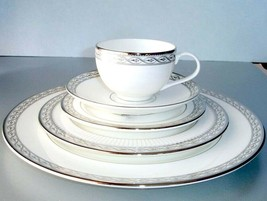 Gorham Brandywine 5 Piece Place Setting Dinnerware Made In U.S.A New in Box - $99.90