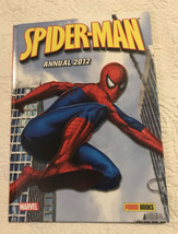 Marvel Comics Spider-Man Collector Annual 2012 Hardback 61 pages Panini ... - $14.67