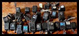 26 AC Adapters Power Bricks 2 Multi Plug Sony Panasonic - $25.49