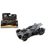 Jada Toys DC Justice League 2017 Movie: Batmobile Die-Cast Collectible T... - $6.14