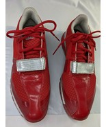 Adidas EVG 791003 Red 50/50 Project Thintech Mens Shoes 9.5 - $49.95