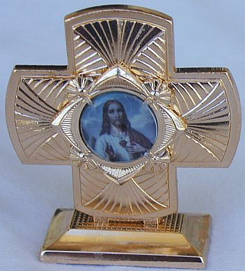 Primary image for Mini Cross statue A