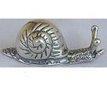 Cute snail silver miniature thumb155 crop