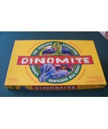 Dinomite By University Games 1988 Complete VGC - $15.00