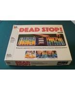 Dead Stop By Milton Bradley 1979 Complete - $12.00
