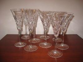 Waterford Ashbourne Crystal Stemware, 9 pcs - $450.00