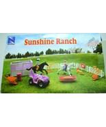 Sunshine Ranch Playset - $12.00