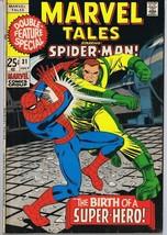 Marvel Tales #31 ORIGINAL Vintage 1971 Spider-Man - $13.99