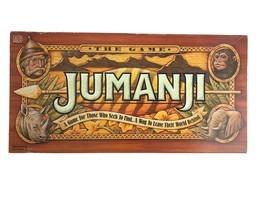 Vintage 1995 Jumanji The Game Board Game Milton Bradley Movie Tie In No.... - $27.66