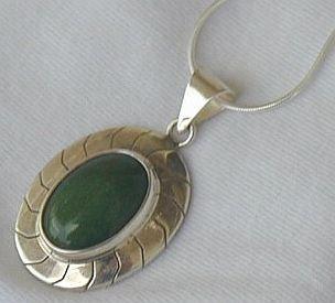 Green agate a