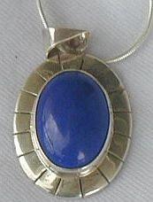 Blue agate a