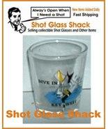 Key West Tourist Shot Glass    - $1.00