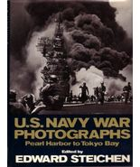 """ U.S. NAVY WAR PHOTOGRAPHS ""    Edward Steichen  Hc/Dj - $15.00"