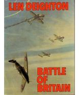 """ THE BATTLE OF BRITAIN ""  Len Deighton    Hc/Dj - $15.00"