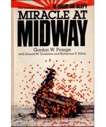 """ MIRACLE AT MIDWAY ""   Gordon W. Prange  1982 Hc/Dj - $7.50"
