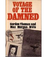 """ VOYAGE OF THE DAMNED ""   S.S. St. Louis - 1939  Hc/Dj - $6.00"