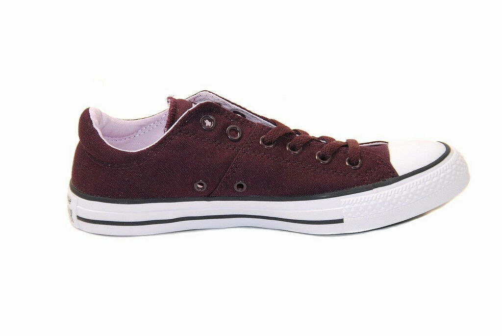 Converse Damen CT All Stars Madison 551521C Sneakers Kirsche UK3 UVP 70 € BCF73 - $42.28