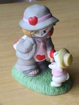 1990 Enesco Li'l Vagabond Be Mine Puppy Figurine  - $12.00