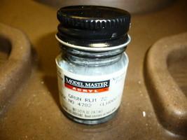 L69 Model Master 4782 Grun Rlm 72 Acryllic Paint 1/2 Fl Oz Each New - $4.17