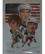 Canada Cup 1976 Poster Series of Team USA - $15.00