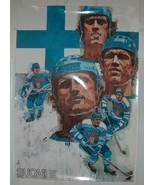 Canada Cup 1976 Poster Series of Team Finland - $15.00