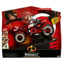Disney Pixar Incredibles 2 27 cm Stretching and Speeding Elasticycle - $85.99