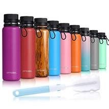 Arteesol Stainless Steel Water Bottle 17/25/34oz Vacuum Insulated Leakpr... - $438,19 MXN