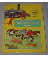 See and Say Storybook The Story of the Gingerbread Man 1963 - $7.00