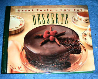 Primary image for Desserts Great Taste Low Fat Cookbook