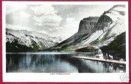 LAKE MINNEWANKA Banff Nat'l Park Alberta Canada BC - $8.50