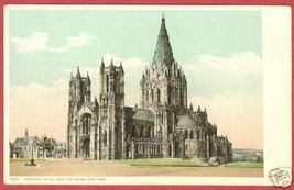 NEW YORK NY Cathedral St John Divine Detroit Pub PC BJs - $8.00