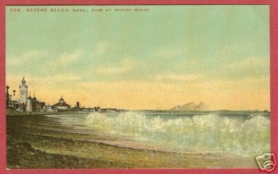 Primary image for REVERE BEACH MASSACHUSETTS Surf BJs