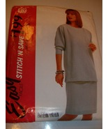 McCall's # 4393 Sewing Pattern Size A 14, 16, 18 - $6.59