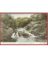 OGUNQUIT ME Maine Falls Josias River HC Postcard BJs - $6.50