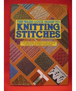 The Ward Lock Guide To Knitting Stitches Patterns - $19.99