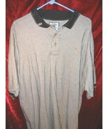 Mens Lee Causual Collection Polo Shirt XL Golf - $17.85