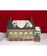 Stoney Brook Town Hall Dept 56 New England Village-RETIRED-S1 - $14.70
