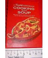 A Campbell Cookbook Cooking with Soup  - $10.19