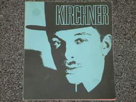 Ernst Ludwig Kirchner A Retrospective Exhibition Donald Gord - $4.00
