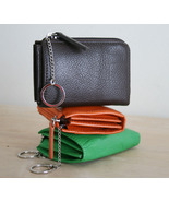 NW SOFT LEATHER MINI WALLET ACCORDIAN All in ON... - $21.99
