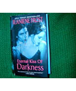 Eternal Kiss of Darkness Vampire Book - $3.50