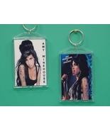 Amy Winehouse 2 Photo Designer Collectible Keyc... - $9.95