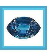 BLUE TOPAZ 12.00ct Marquise Cut Faceted Loose Gemstone  - $49.99