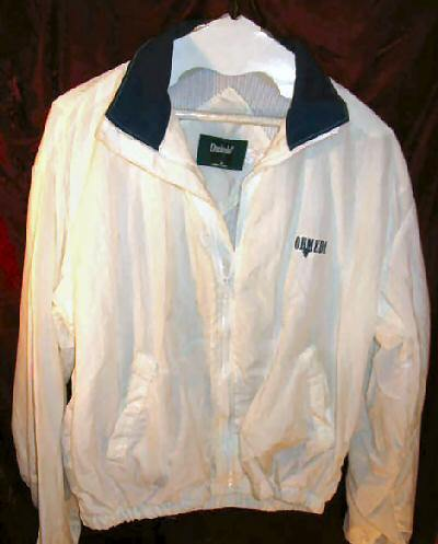 Mens Dunbrooke Jacket Windbreaker Coat Ohmeda M USA